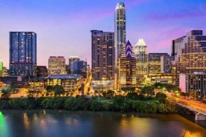 Austin, Texas is commonly referred to as Silicon Hills.