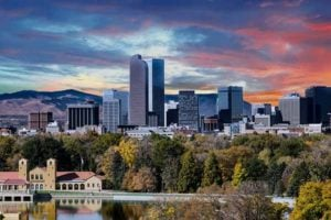 Colorado hosts several large corporations.