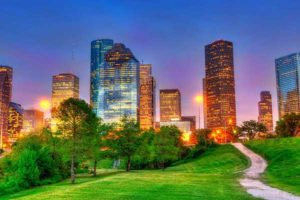 Houston is known as the energy capital of the world.