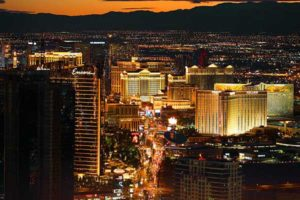 Las Vegas is The Entertainment Capital of the World.