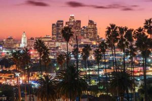 Los Angeles is the third-largest economic metropolitan area in the world.
