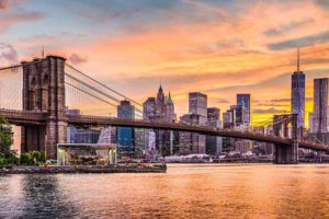 New York City is a world leader in many industries.