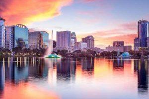 """Orlando,Floridais known as """"The City Beautiful"""""""