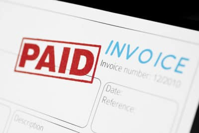 Spot factoring is for businesses that only need to factoring one invoice.