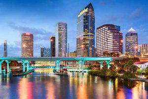 Tampa's port is the seventh largest in the nation.
