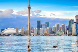 Toronto is the largest contributor to the Canadian economy.