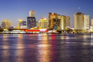 Louisiana is one of the most friendly states for small businesses.