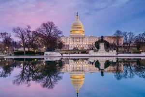 Washington, DC is home to the nation's capital.