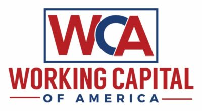 Working Capital of America is an Illinois factoring company.