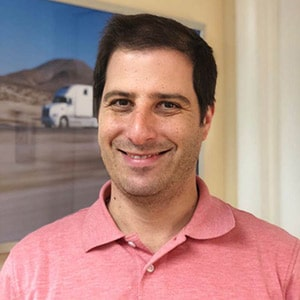Eric Mandel of Freight Factoring Specialists