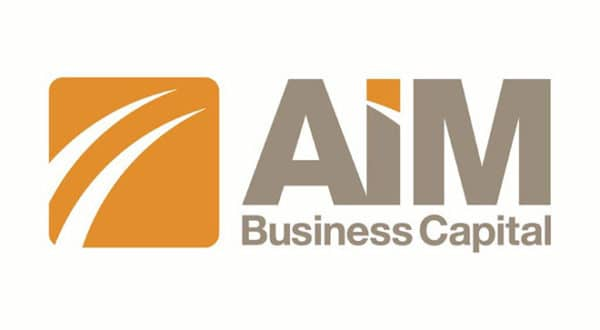 AIM Business Capital logo