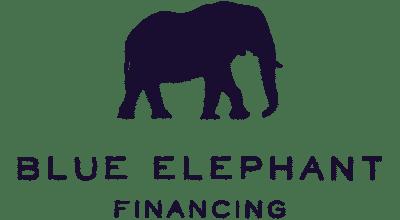 Blue Elephant Financing logo