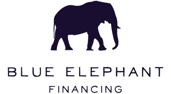 Blue Elephant Financing logo
